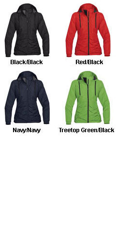 Stormtech Womens Tritium Shell Jacket - All Colors