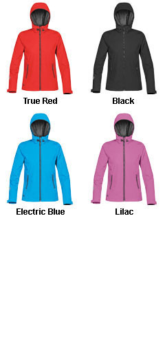 Stormtech Womens Typhoon Rain Shell Jacket - All Colors