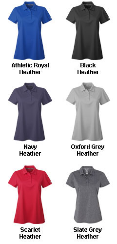 Womens Champion Vapor Polo - All Colors