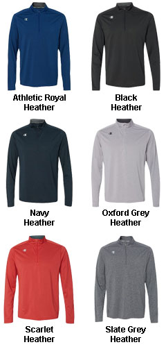 Champion Vapor® Quarter-Zip Pullover - All Colors