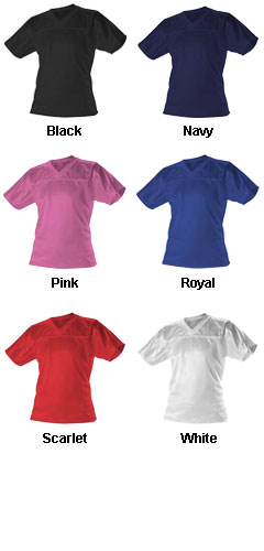 Womens Fanwear Football Jersey - All Colors