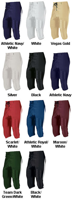 Adult Champion Challenger Football Game Pant - All Colors