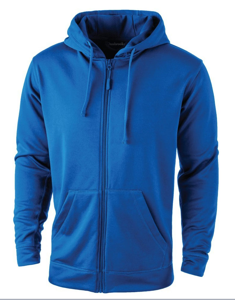 Trophy Full Zip Tech Fleece Hoodie