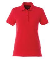 Womens Belmont Short Sleeve Polo