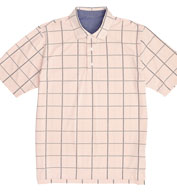 Brooks Brothers Mens Tattersal Polo