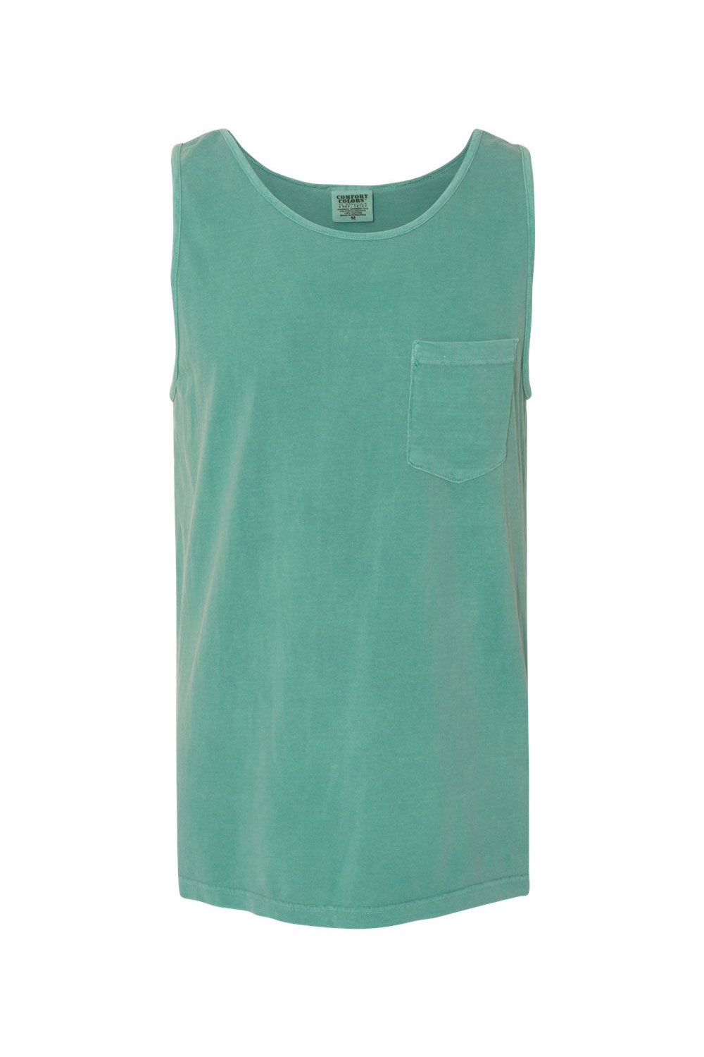 Comfort Colors Adult Tank Top with Pocket