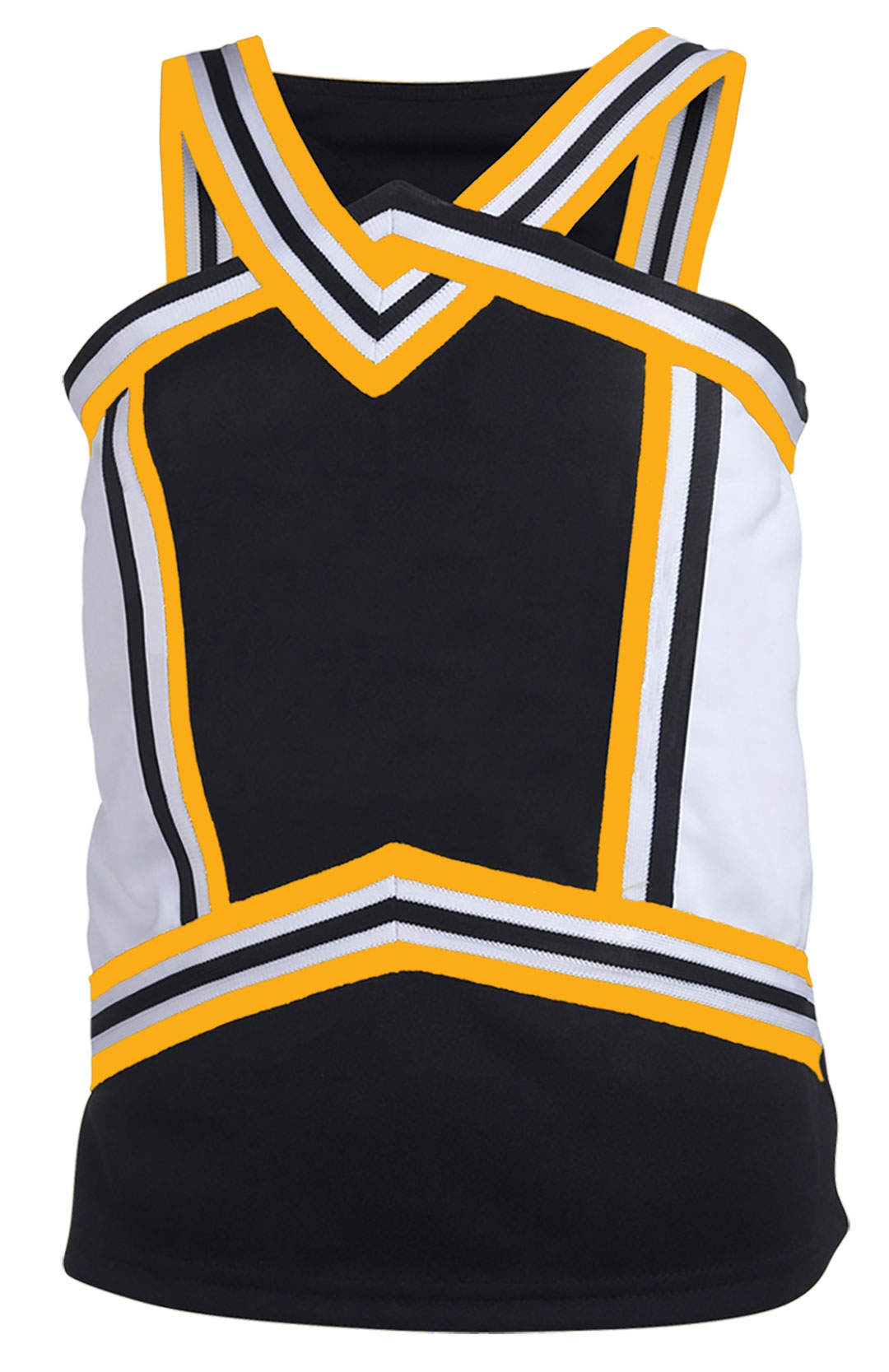 Youth Charisma Halter Top Cheer Shell