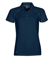 Womens Piranha Performance Polo