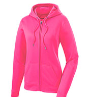 Ladies Sport-Wick® Fleece Full-Zip
