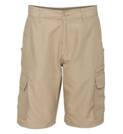 Custom Burnside Microfiber Shorts