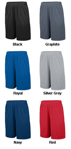Adult Training Shorts with Pockets - All Colors
