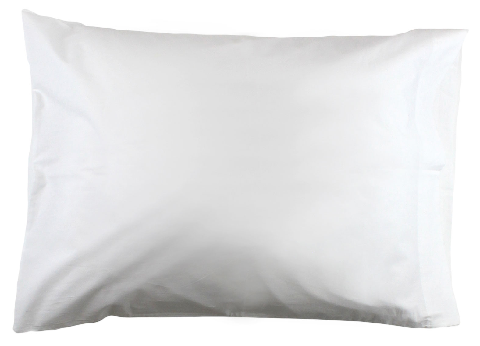 White Cotton Pillowcase