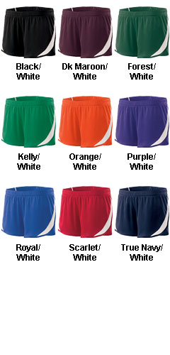 Ladies Lead Short - All Colors