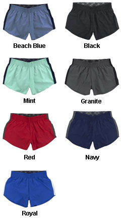 Ladies Elite Short - All Colors