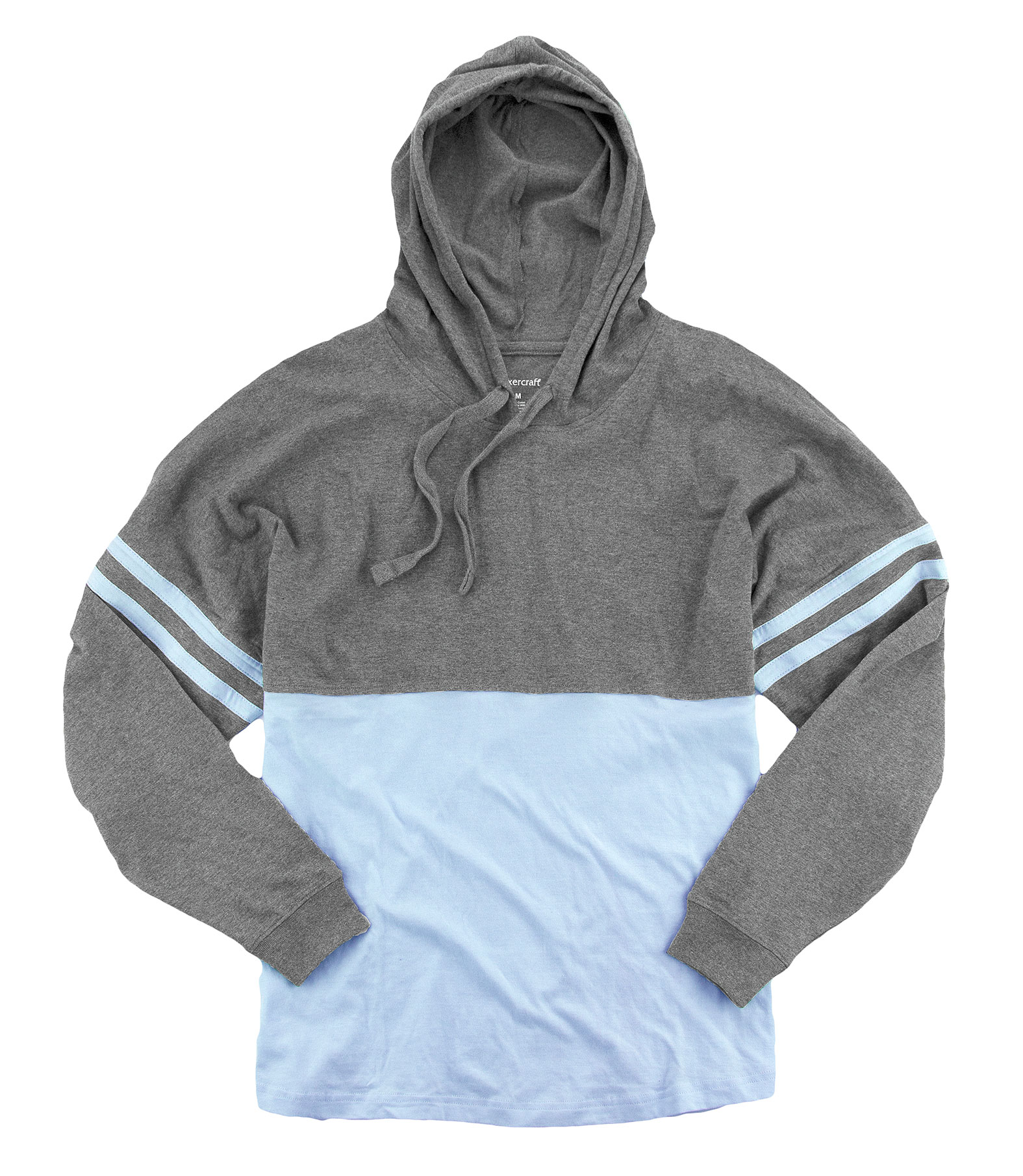 Youth Hooded Pom Pom Jersey