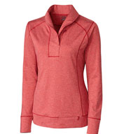 Ladies Shoreline Half Zip