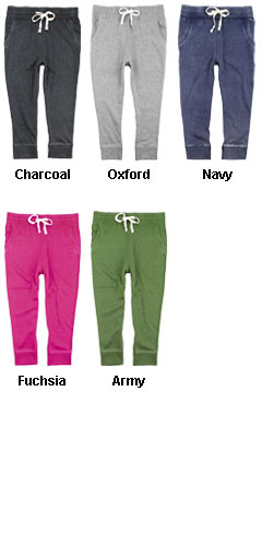 JV Fleece Capri - All Colors