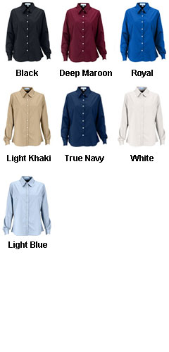 Womens Wicked Woven® Dress Shirt - All Colors
