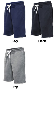 Adult Terry Fleece Sweatshort - All Colors