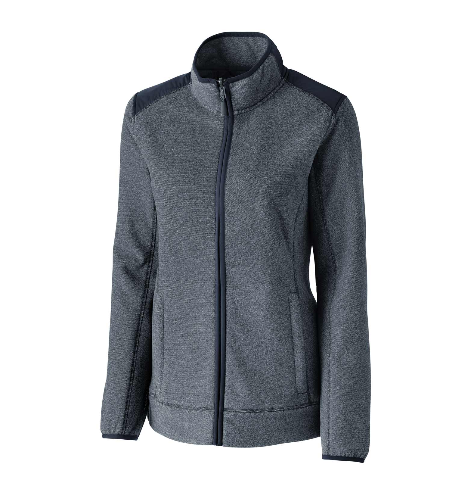 Cutter & Buck Ladies Cedar Park Fleece Jacket