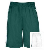 Adult B-Power Reversible Short