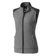 Custom Ladies Cedar Park Full Zip Vest