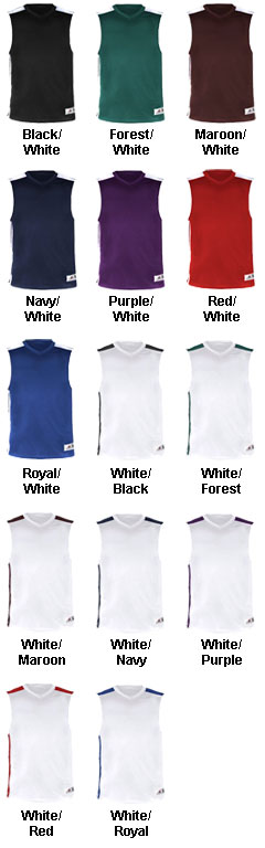 Adult B-Key Tank - All Colors
