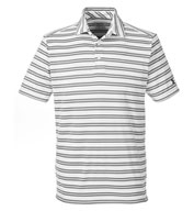 Mens Under Armour Tech Stripe Polo