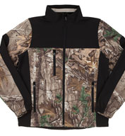 Custom Hunter Softshell Jacket