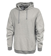 Custom Inside-Out Fleece Hoodie