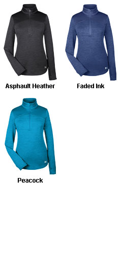 Ladies Under Armour Expanse Quarter-Zip - All Colors
