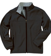 Custom Mens Classic Soft Shell Jacket