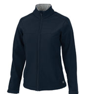 Custom Womens Classic Soft Shell Jacket