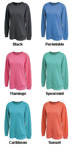 Sahara Fleece Crewneck - All Colors