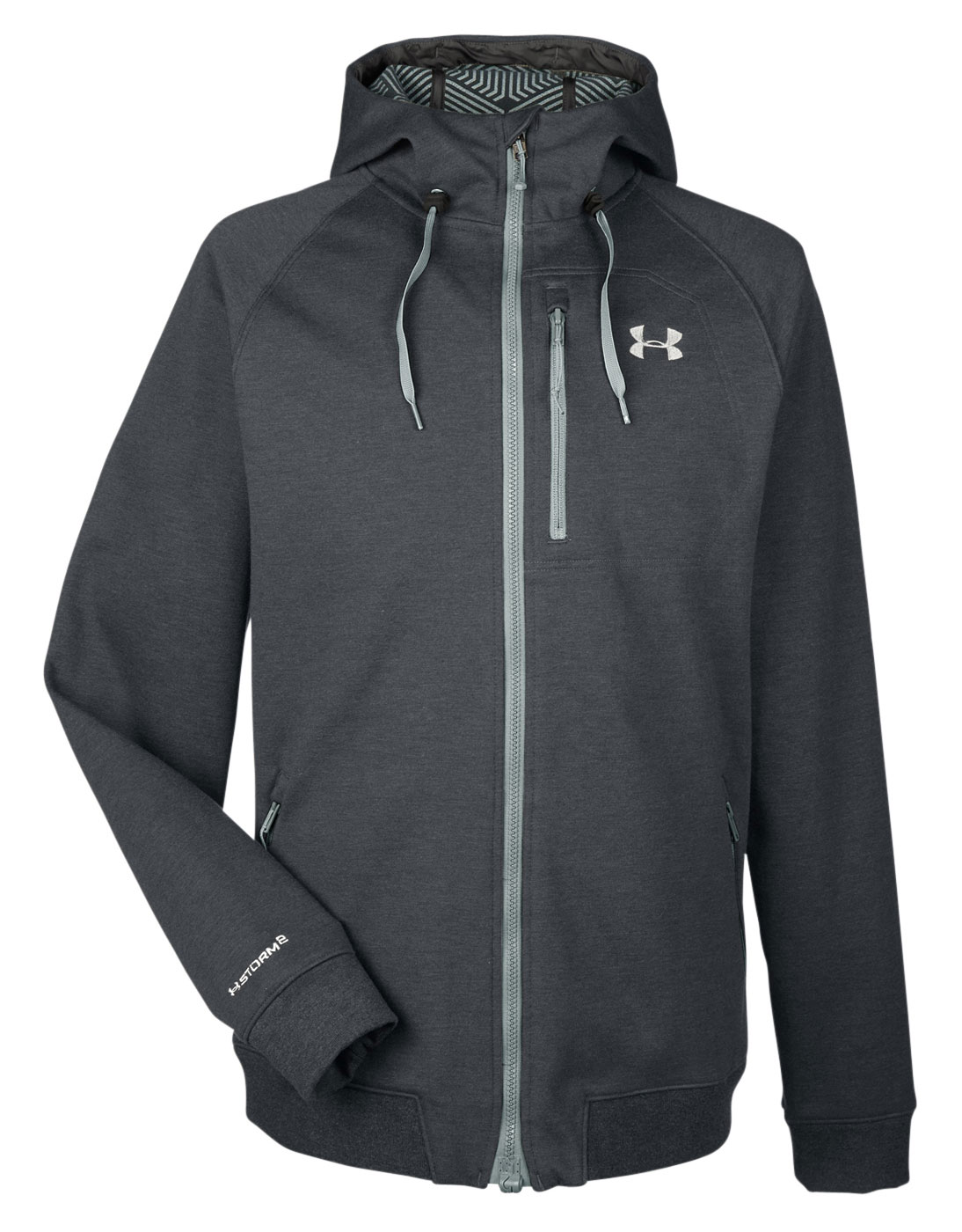 Mens Under Armour Coldgear Infrared Dobson Softshell Jacket