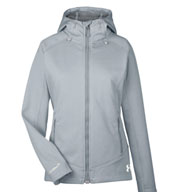 Custom Ladies Under Armour Coldgear Infrared Dobson Softshell Jacket