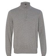 Custom Van Heusen 1/4-Zip Sweater