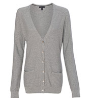 Custom Van Heusen - Womens Cardigan Sweater