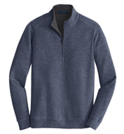 Mens Interlock 1/4-Zip