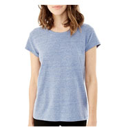 Alternative Womens Eco Nep Jersey Harbor T-Shirt