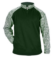 Custom Adult Blend Sport Fleece 1/4 Zip