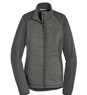 Port Authority Ladies Hybrid Soft Shell Jacket