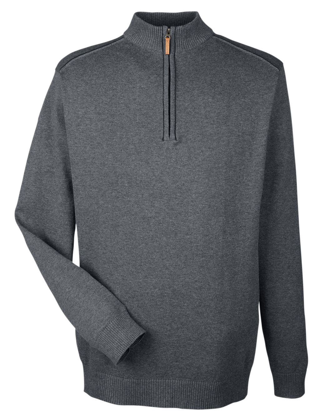 Mens Manchester Fully-Fashioned 1/2-Zip Sweater