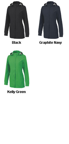 Womens Logan Jacket - All Colors