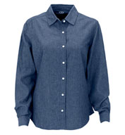 Womens Hudson Denim Shirt