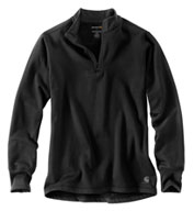 Mens Carhartt Base Force Extremes Weather Quarter Zip