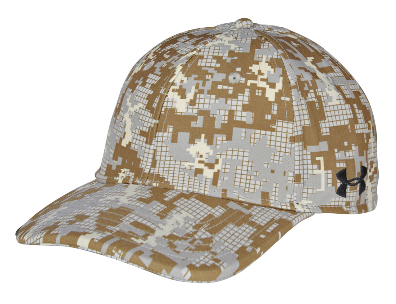 Under Armour Curved Bill Digi Camo Cap