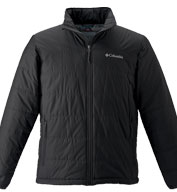 Custom Columbia Mens Saddle Chutes Insulated Jacket