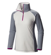 Columbia Womens Glacial Fleece III Half-Zip Microfleece Pullover