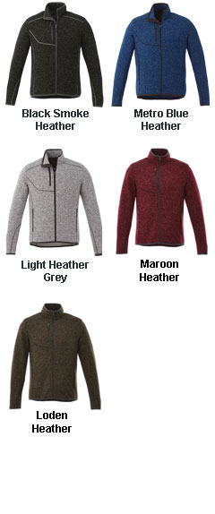 Mens Tremblant Knit Jacket  - All Colors